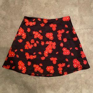 White fox boutique skirt